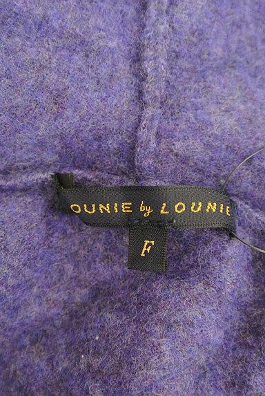 LOUNIE(ルーニィ)の古着「ガウン風カラーニットカーディガン(カーディガン・ボレロ)」大画像6へ