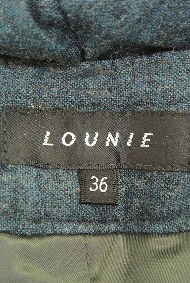 LOUNIE(ルーニィ)の古着「ウールハーフパンツ(ショートパンツ・ハーフパンツ)」大画像6へ