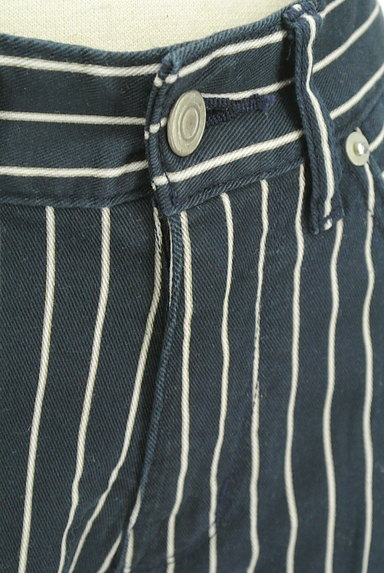 PLST(プラステ)の古着「ストライプ柄スキニーパンツ(パンツ)」大画像5へ