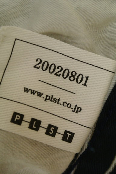 PLST(プラステ)の古着「ストライプ柄スキニーパンツ(パンツ)」大画像6へ
