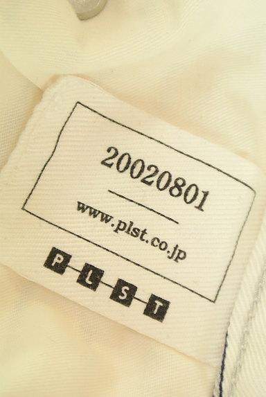 PLST(プラステ)の古着「白ストライプスキニーパンツ(パンツ)」大画像6へ