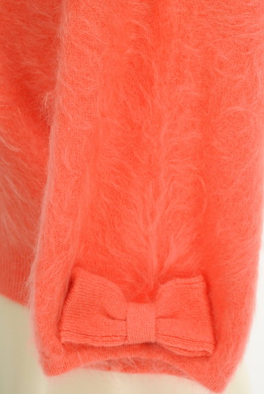 Lois CRAYON(ロイスクレヨン)の古着「リボン付き7分袖カーディガン(カーディガン・ボレロ)」大画像5へ