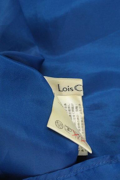 Lois CRAYON(ロイスクレヨン)の古着「フリルシフォンワンピース(ワンピース・チュニック)」大画像6へ