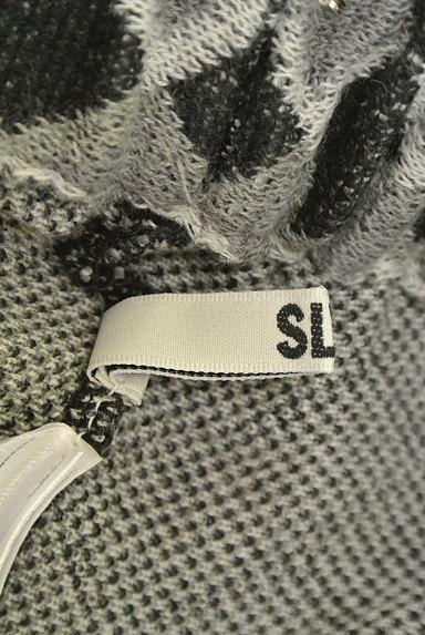 SLY(スライ)の古着「エスニック総柄フレアスカート(ミニスカート)」大画像6へ
