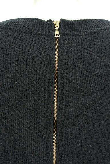 Rouge vif La cle(ルージュヴィフラクレ)の古着「裾切替ニットワンピース(ワンピース・チュニック)」大画像5へ