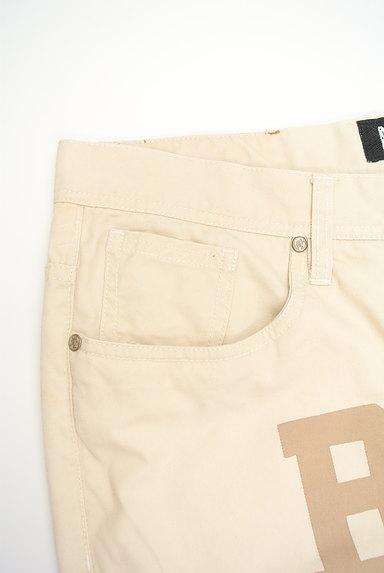 BILLIONAIRE BOYS CLUB(ビリオネアボーイズクラブ)の古着「ロゴプリントストレートパンツ(パンツ)」大画像4へ