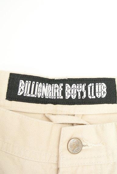 BILLIONAIRE BOYS CLUB(ビリオネアボーイズクラブ)の古着「ロゴプリントストレートパンツ(パンツ)」大画像6へ