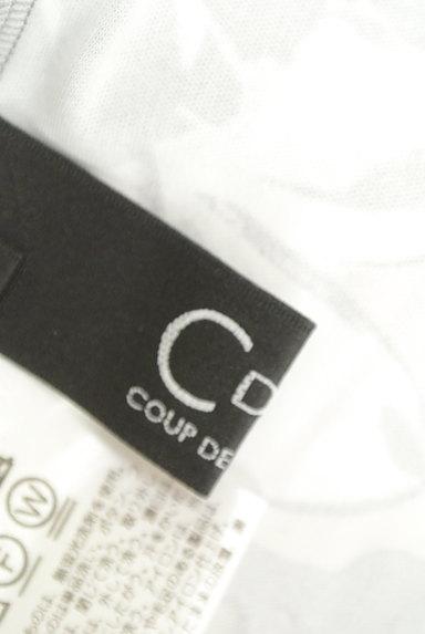 COUP DE CHANCE(クードシャンス)の古着「リゾート花柄プリントカットソー(カットソー・プルオーバー)」大画像6へ