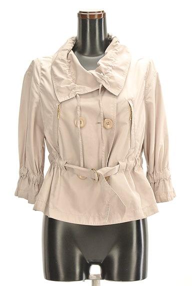 COUP DE CHANCE(クードシャンス)の古着「7分袖ペプラムジャケット(ジャケット)」大画像1へ