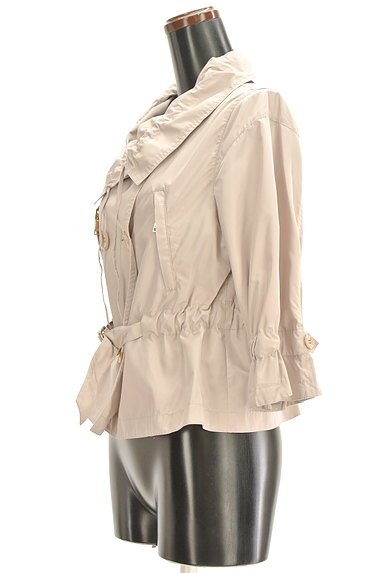 COUP DE CHANCE(クードシャンス)の古着「7分袖ペプラムジャケット(ジャケット)」大画像3へ