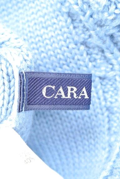 CARA O CRUZ(キャラオクルス)の古着「ジップケーブルカーディガン(カーディガン・ボレロ)」大画像6へ