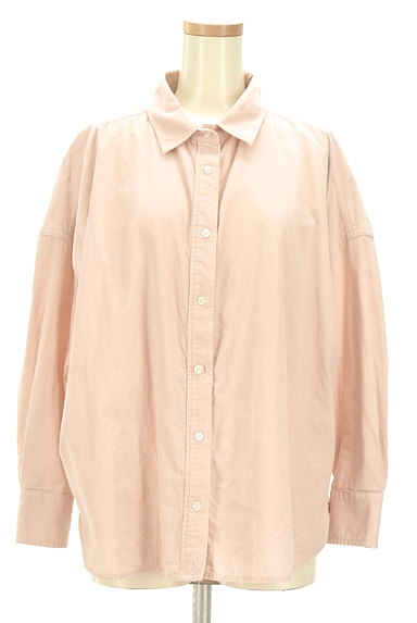 BARNYARDSTORM(バンヤードストーム)の古着「2WAYワイドシャツ(カジュアルシャツ)」大画像1へ