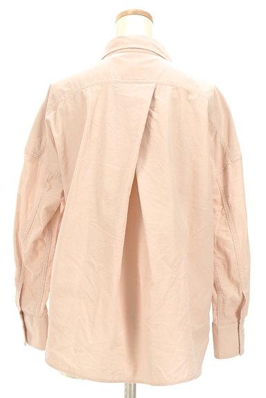 BARNYARDSTORM(バンヤードストーム)の古着「2WAYワイドシャツ(カジュアルシャツ)」大画像2へ