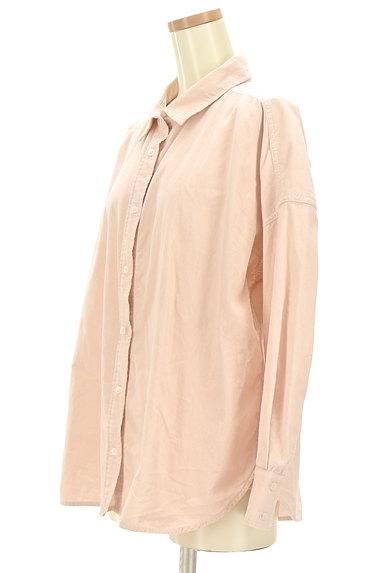 BARNYARDSTORM(バンヤードストーム)の古着「2WAYワイドシャツ(カジュアルシャツ)」大画像3へ