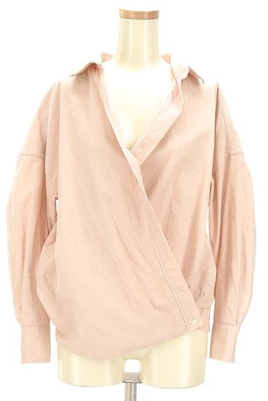 BARNYARDSTORM(バンヤードストーム)の古着「2WAYワイドシャツ(カジュアルシャツ)」大画像4へ