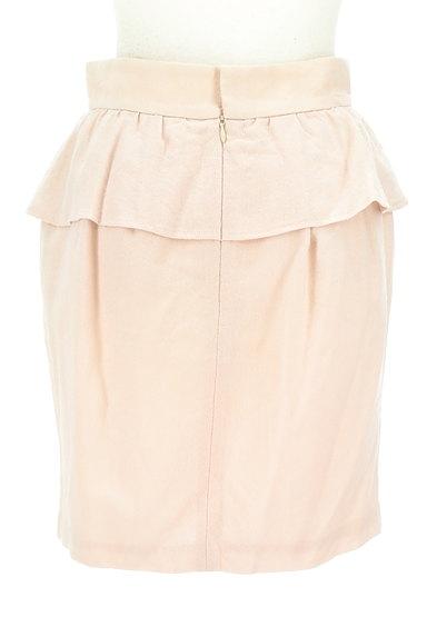 LAISSE PASSE(レッセパッセ)の古着「ペプラムタイトスカート(ミニスカート)」大画像2へ