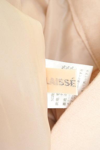 LAISSE PASSE(レッセパッセ)の古着「ペプラムタイトスカート(ミニスカート)」大画像6へ