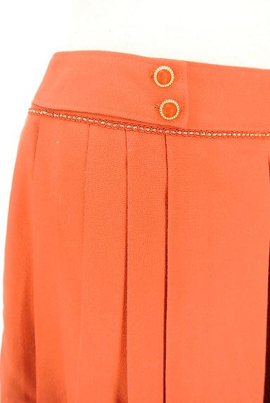 LAISSE PASSE(レッセパッセ)の古着「プリーツフレアスカート(スカート)」大画像4へ