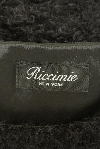 Riccimie NEWYORK(リッチミーニューヨーク)の古着「プードルファーニット(ニット)」大画像6へ