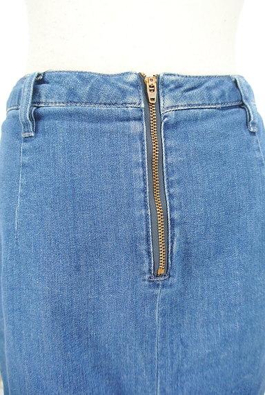 NATURAL BEAUTY BASIC(ナチュラルビューティベーシック)の古着「デニムタイトスカート(ミニスカート)」大画像4へ