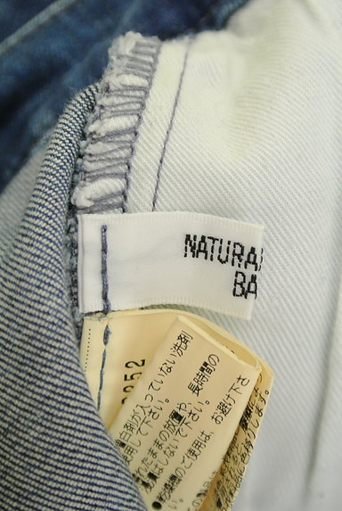 NATURAL BEAUTY BASIC(ナチュラルビューティベーシック)の古着「デニムタイトスカート(ミニスカート)」大画像6へ