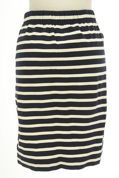 LOUNIE(ルーニィ)の古着「ボーダータイトスカート(スカート)」大画像2へ