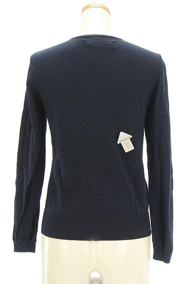 LOUNIE(ルーニィ)の古着「ゴールドボタンシンプルカーディガン(カーディガン・ボレロ)」大画像4へ