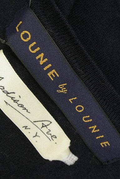 LOUNIE(ルーニィ)の古着「ゴールドボタンシンプルカーディガン(カーディガン・ボレロ)」大画像6へ