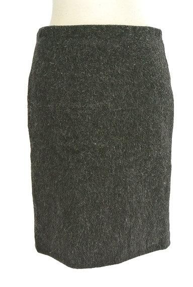 LOUNIE(ルーニィ)の古着「ミディ丈ウールタイトスカート(スカート)」大画像1へ