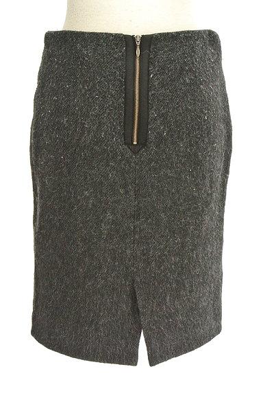 LOUNIE(ルーニィ)の古着「ミディ丈ウールタイトスカート(スカート)」大画像2へ