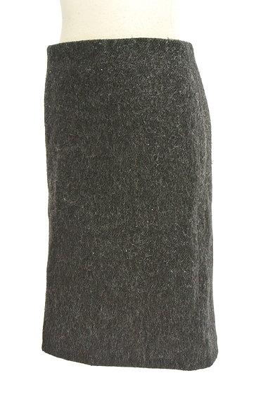 LOUNIE(ルーニィ)の古着「ミディ丈ウールタイトスカート(スカート)」大画像3へ