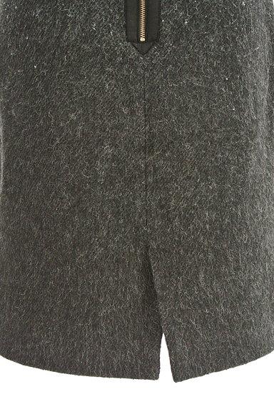 LOUNIE(ルーニィ)の古着「ミディ丈ウールタイトスカート(スカート)」大画像5へ