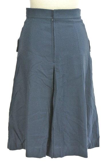 LOUNIE(ルーニィ)の古着「サイドポケット膝下丈ウールスカート(スカート)」大画像2へ
