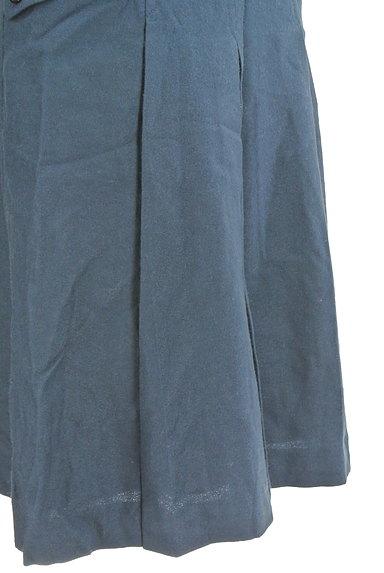 LOUNIE(ルーニィ)の古着「サイドポケット膝下丈ウールスカート(スカート)」大画像5へ