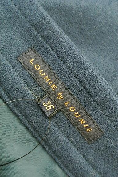 LOUNIE(ルーニィ)の古着「サイドポケット膝下丈ウールスカート(スカート)」大画像6へ