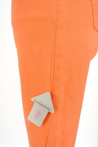 LOUNIE(ルーニィ)の古着「カラースキニーパンツ(デニムパンツ)」大画像5へ