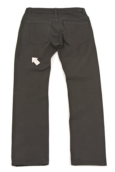 Calvin Klein(カルバンクライン)の古着「シンプルストレートパンツ(パンツ)」大画像3へ