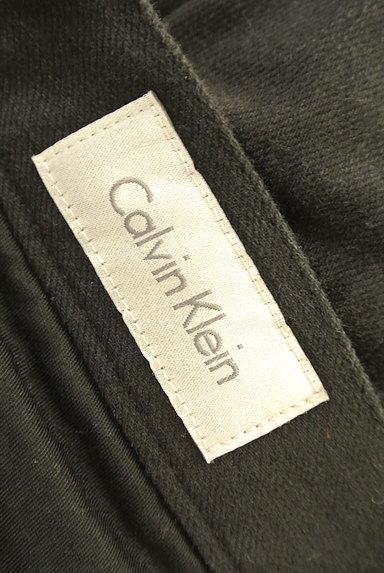 Calvin Klein(カルバンクライン)の古着「シンプルストレートパンツ(パンツ)」大画像6へ
