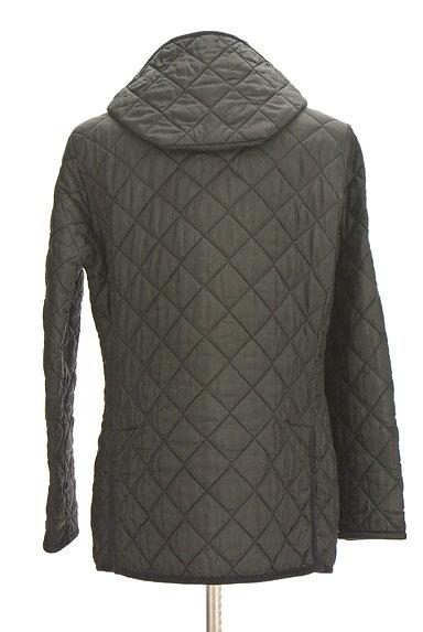 LAVENHAM(ラベンハム)の古着「フード付きキルティングコート(コート)」大画像2へ