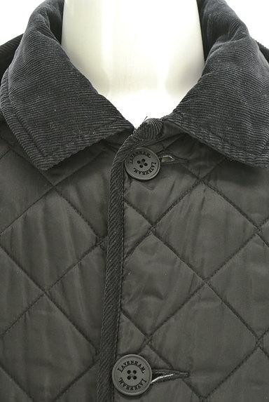 LAVENHAM(ラベンハム)の古着「フード付きキルティングコート(コート)」大画像4へ