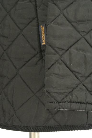 LAVENHAM(ラベンハム)の古着「フード付きキルティングコート(コート)」大画像5へ