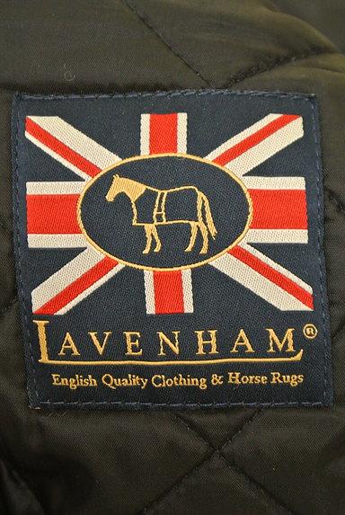 LAVENHAM(ラベンハム)の古着「フード付きキルティングコート(コート)」大画像6へ