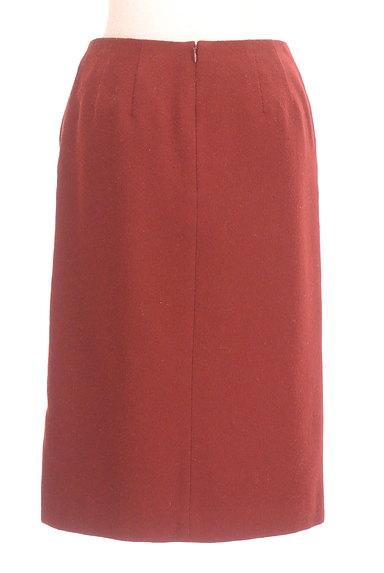 NATURAL BEAUTY BASIC(ナチュラルビューティベーシック)の古着「膝下丈ウールタイトスカート(スカート)」大画像2へ