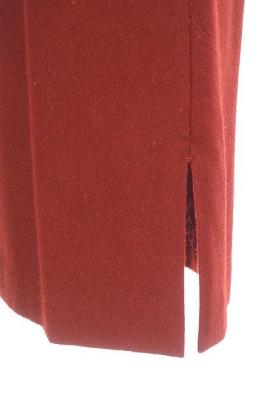 NATURAL BEAUTY BASIC(ナチュラルビューティベーシック)の古着「膝下丈ウールタイトスカート(スカート)」大画像4へ
