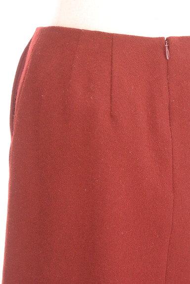 NATURAL BEAUTY BASIC(ナチュラルビューティベーシック)の古着「膝下丈ウールタイトスカート(スカート)」大画像5へ