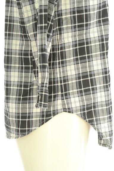 Te chichi(テチチ)の古着「七分袖オープンカラーシャツ(カジュアルシャツ)」大画像5へ