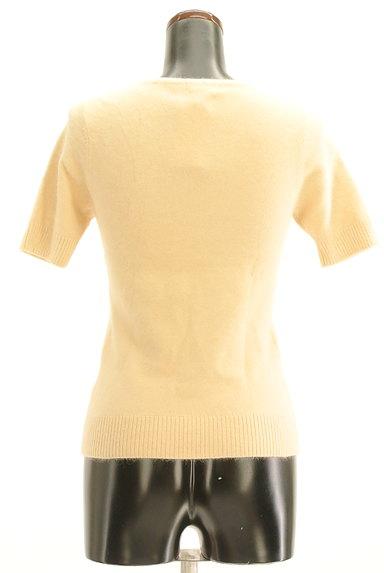 ROPE(ロペ)の古着「ふんわり半袖ニット(ニット)」大画像2へ