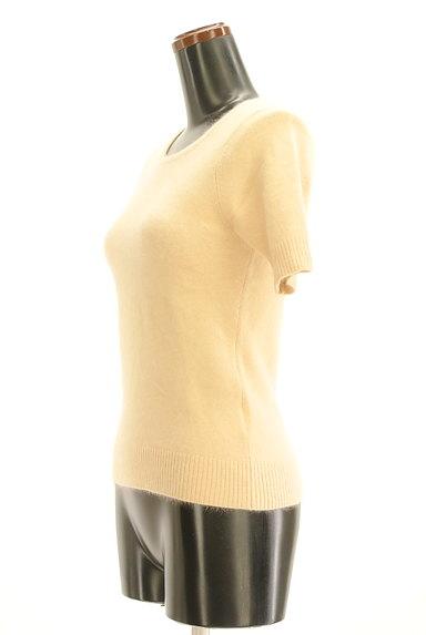 ROPE(ロペ)の古着「ふんわり半袖ニット(ニット)」大画像3へ