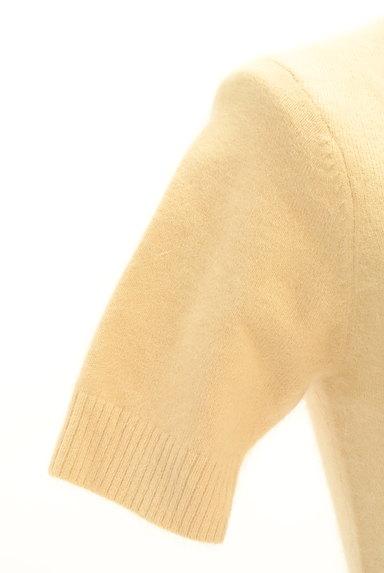 ROPE(ロペ)の古着「ふんわり半袖ニット(ニット)」大画像5へ