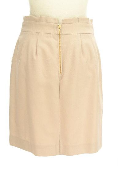 PROPORTION BODY DRESSING(プロポーションボディ ドレッシング)の古着「リボンベルト風スエードスカート(スカート)」大画像2へ